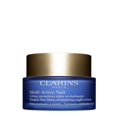Multi-Active Nuit Crème Premières Rides Revitalisante Peaux normales à mixtes