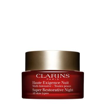 Multi-Intensive Crème Haute Exigence Nuit Todos os tipos de pele
