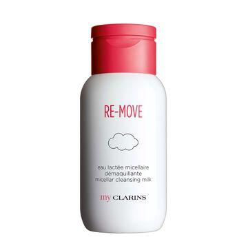 My Clarins RE-MOVE eau lactée micellaire