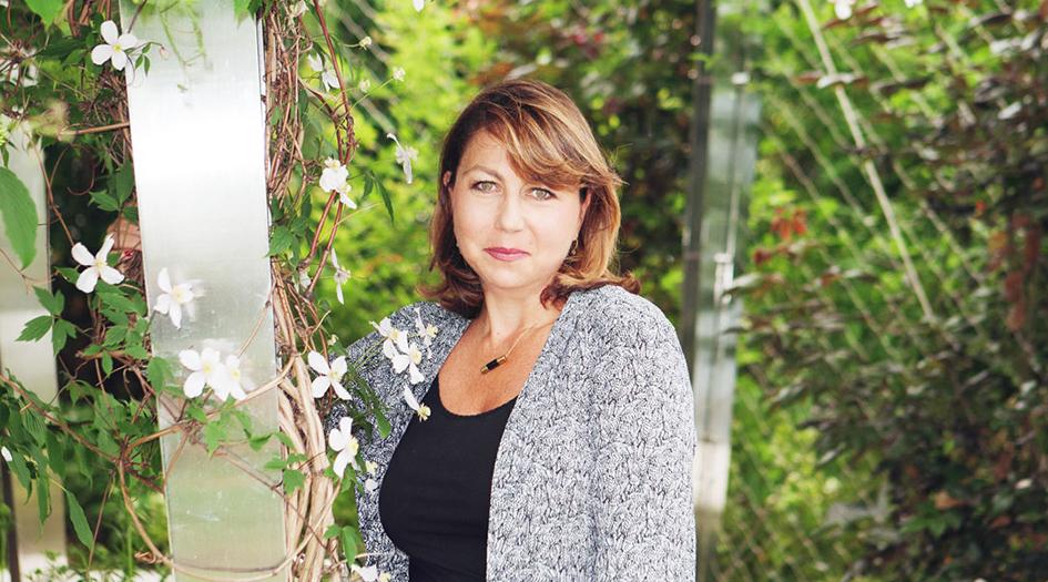 Muriel Hattab, Entrevista com a nova Femme de Cœur Clarins 2016