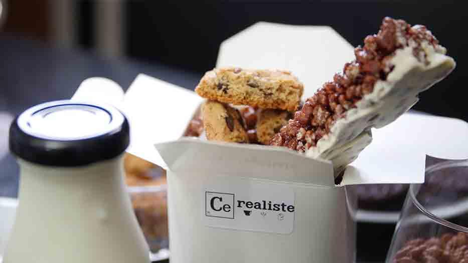Bar à céréales : la tendance débarque à Paris
