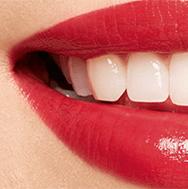 Uns lábios que brilham!