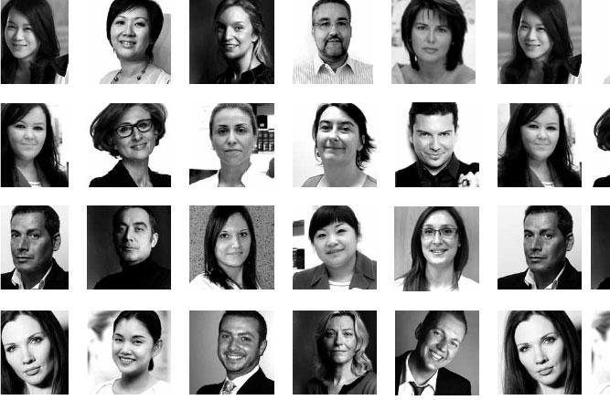 A Clarins emprega 10000 colaboradores no mundo inteiro. Uma responsabilidade que levamos muito a sério.
