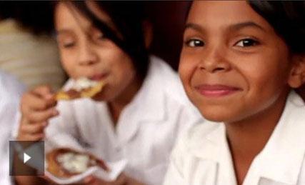 FEED ECLARINS, projeto nas Honduras