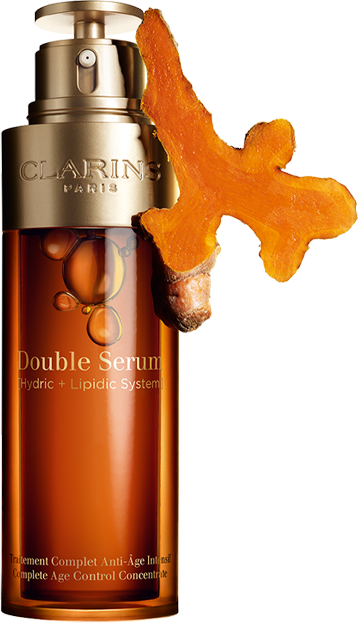 Embalagem double serum