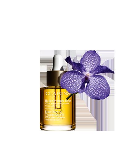 Huile Orchidée