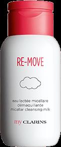 RE-MOVE eau lactée micellaire