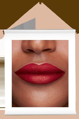 Resultado na boca Joli Rouge Crayon