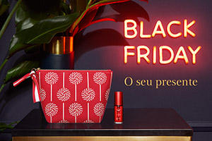CHEGOU A BLACK FRIDAY!